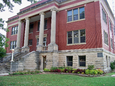 Chautauqua County Courthouse