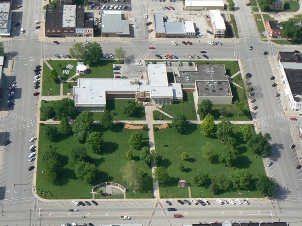 Iola (KS) United States  City pictures : Rural Kansas Tourism | Iola Exploration: Largest Downtown Square in ...