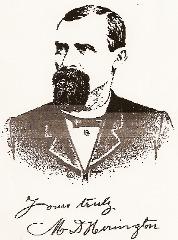 M.D. Herington - City Founder