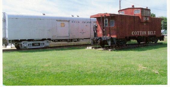 Railroad Museum Annex