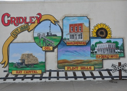 Gridley Mural