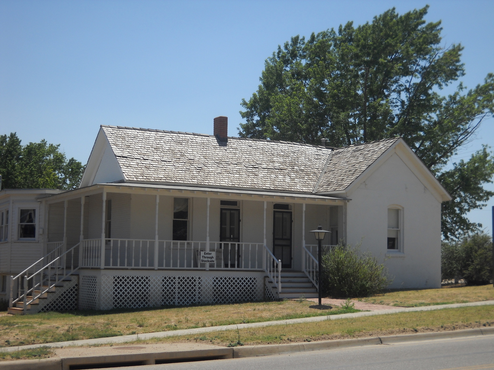 Carrie Nation Home