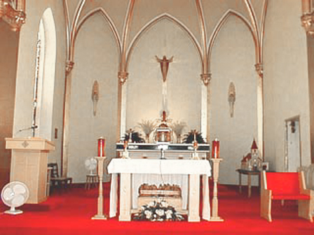 Altar of St. Anthony Church