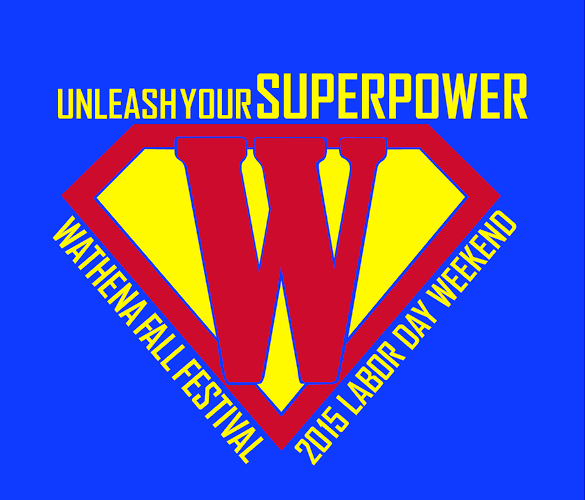 2015 Wathena Fall Festival- Unleash Your Super Power