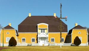 Swedish Pavillion